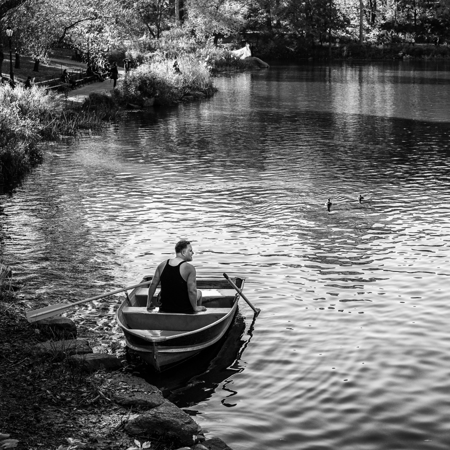 Man in boat & wedding.jpg